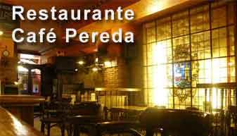 Restaurante Café Pereda