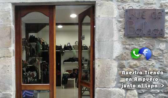 Tienda Moda QuedeBolsos
