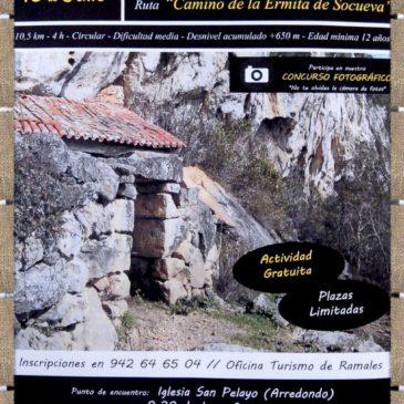 Camino de la Ermita de Socueva