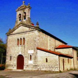 Iglesia de Santa María en Marrón