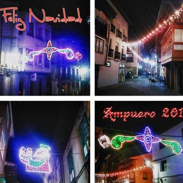 Luces y campaña de Navidad 2015