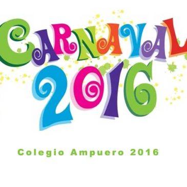Vídeo y Fotos Carnaval Colegio 2016