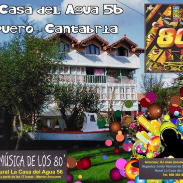 Fiesta Música de los 80