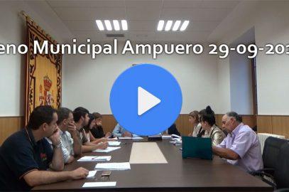Pleno Municipal Ampuero 29-09-2016