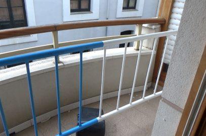 Sorpresa en tu balcón