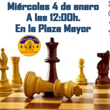 Torneo Ajedrez Infantil