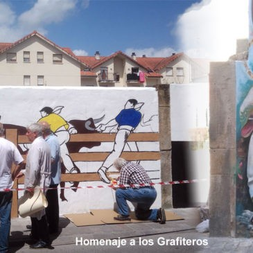 Homenaje a los Grafiteros