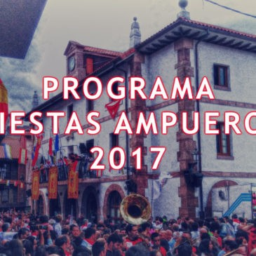 Programa Fiestas Ampuero 2017
