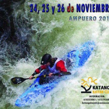 X Copa Cántabra de Kayak Extremo