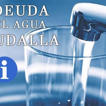 La deuda del Agua en Udalla