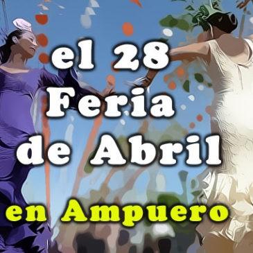 el 28 la Feria de Abril
