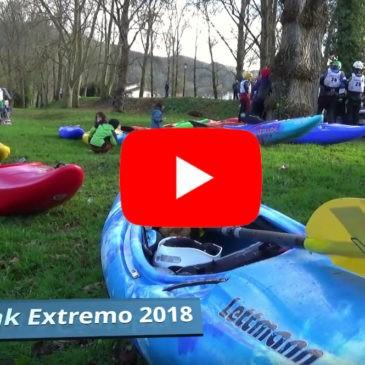 Así vimos la XI prueba de Kayak Extremo