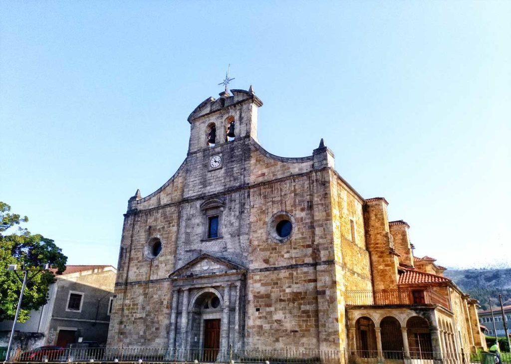 Iglesia Ampuero Frontal