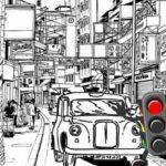 Dibujo Calle Mayor